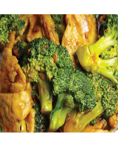 Chicken Broccoli