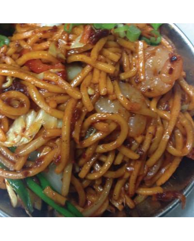 Manchurian Chow Mein