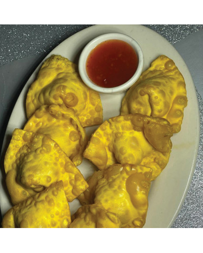 Spicy Chicken Wanton (8pic.)