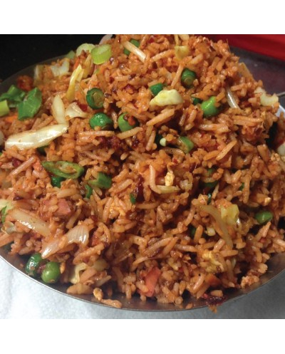 Masala Fried Rice