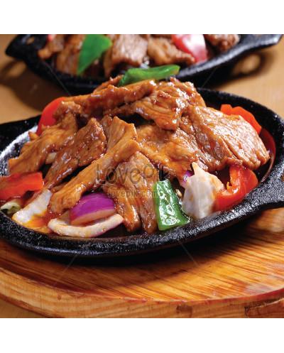 Changpai Sizzling Beef