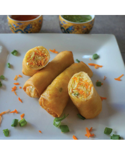 Vegetable Spring Roll (4pic.)
